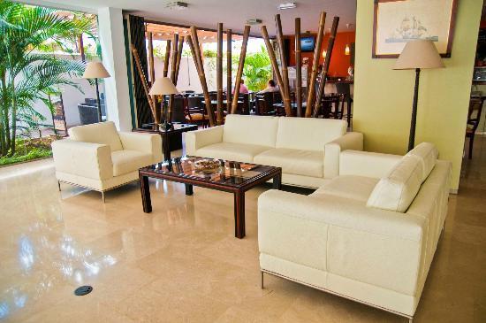 Hotel Colon Rambla: Hall Recepción