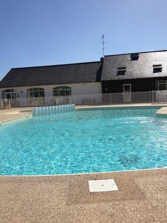 Residence Les Roches: la piscine