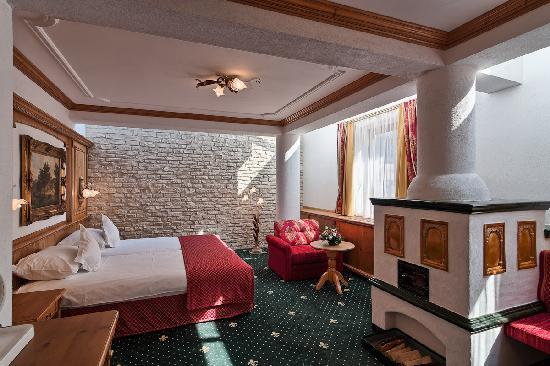 Mercure Sighisoara Binderbubi Hotel and Spa: Special Room