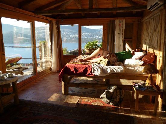 Hotel Fidanka: mimosa deluxe room