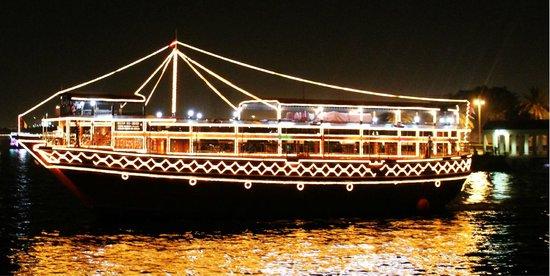 Sinbad's Journey Dhow Dinner Cruise