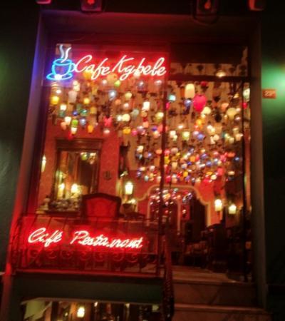 Kybele Hotel: la devanture