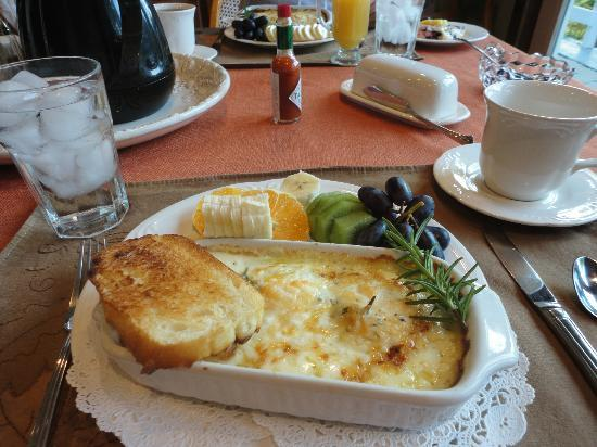 Allison House Inn: breakfast