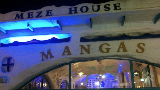 Mangas Meze House