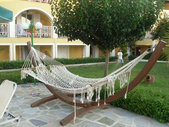 Hotel Macedonia: Perfect way to relax in the sun !