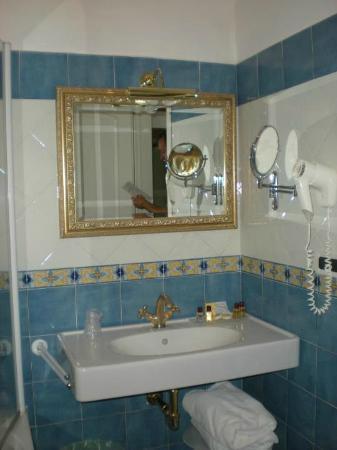 Hotel San Michele: il bagno