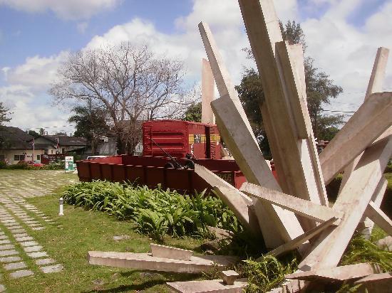 Santa Clara, Küba: Vagón Plancha.