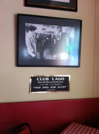 Club Lago : It's been in a movie