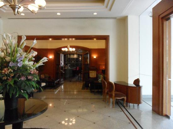 Bliston Suwan Park View: Lobby