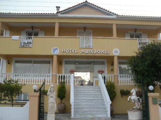 Hotel Macedonia: Macedonia Hotel