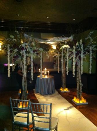 Lenox Hotel: the wedding