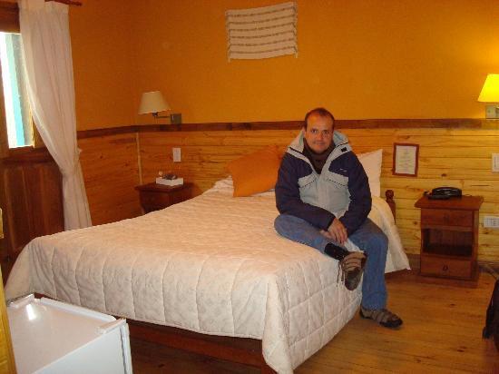 Hosteria Hainen: habitación doble matrimonial