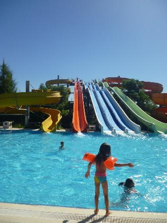 Kervansaray Kundu Beach Hotel: slides