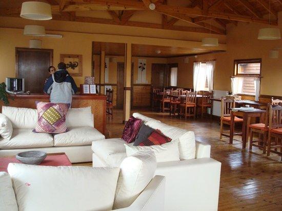 Hosteria Hainen: Lobby