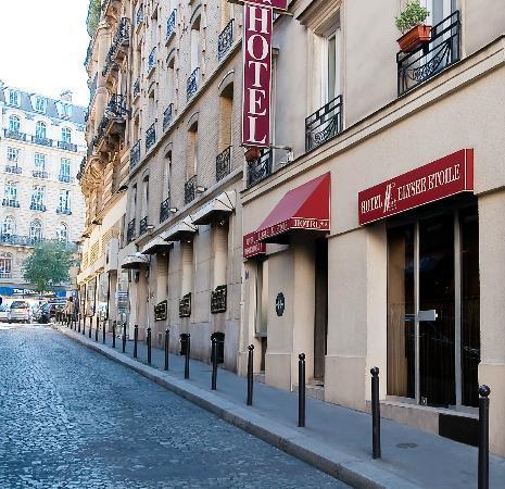 Hotel Elysee Etoile: Hotel Elysée Etoile