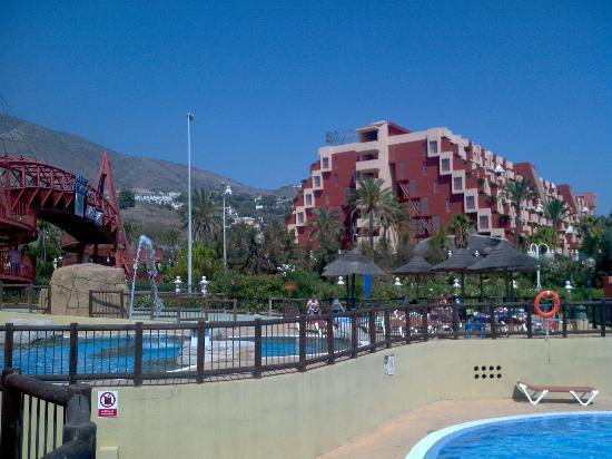 Holiday Palace: el beach club