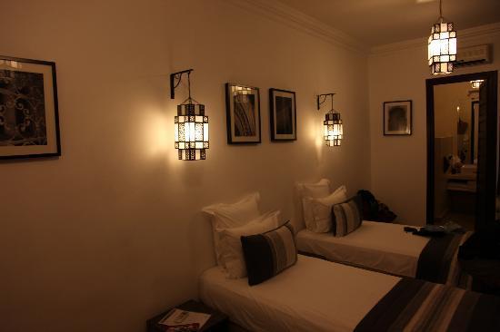 Riad Badi : Cigones room
