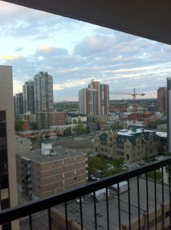 BEST WESTERN PLUS Suites Downtown: Blick von Balkon 2