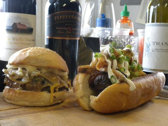 Andrae's Kitchen: AK's Burger and the AK-47
