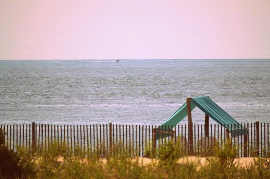 Beach Shack: cabana 