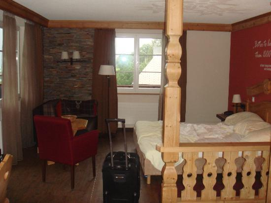 Hotel Kirchbuehl: Room