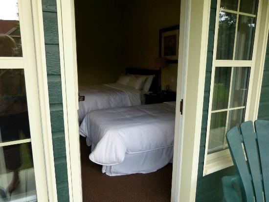 Le baluchon Eco Resort: Notre chambre