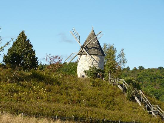 Le baluchon Eco Resort: Le moulin