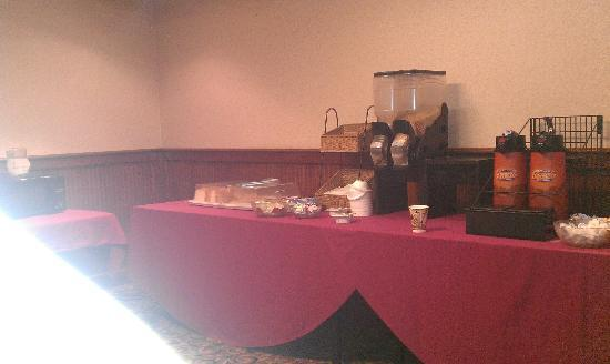"Clarion Hotel: ""Continental Breakfast"" 1"