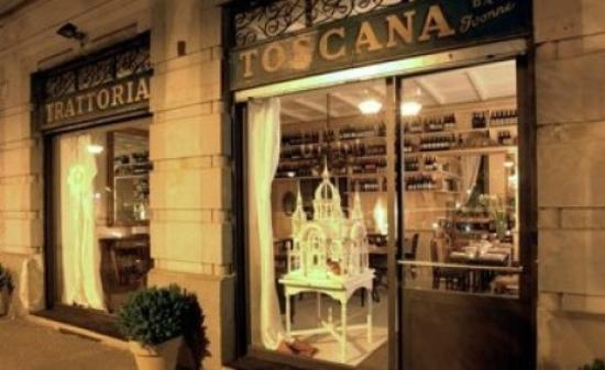 Esterno con le insegne vintage ancora presenti picture for Negozi arredamento vintage milano