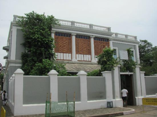 Union Territory of Pondicherry, อินเดีย: Ashram