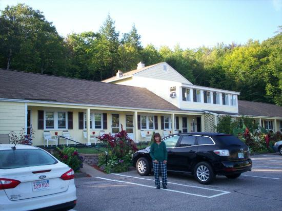 Bay Top Motel : A nice place