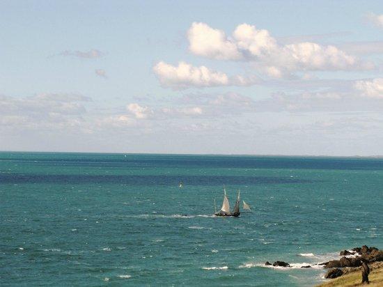 La Pointe du Grouin : Antiche vele