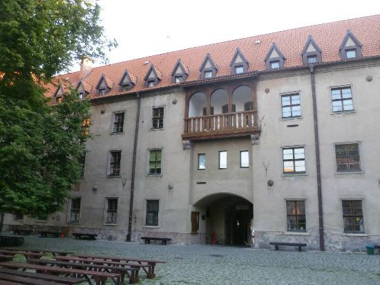 Hotel Zamek: Zamek means castle in Polish and that's what this is