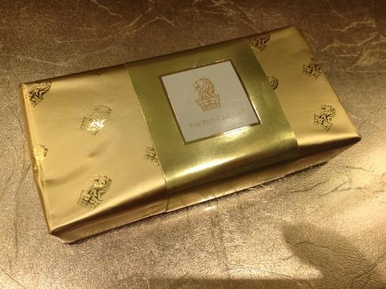 The Ritz-Carlton Shanghai, Pudong: hahaha chocolate