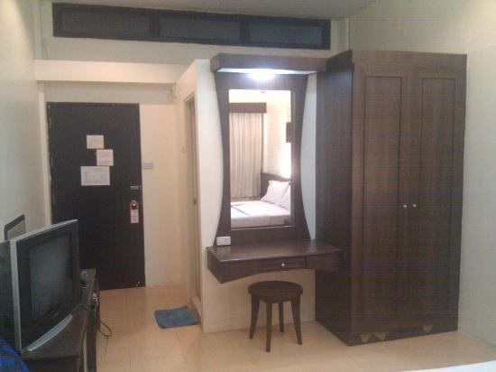 راجاتا: Habitación amplia y cómoda 