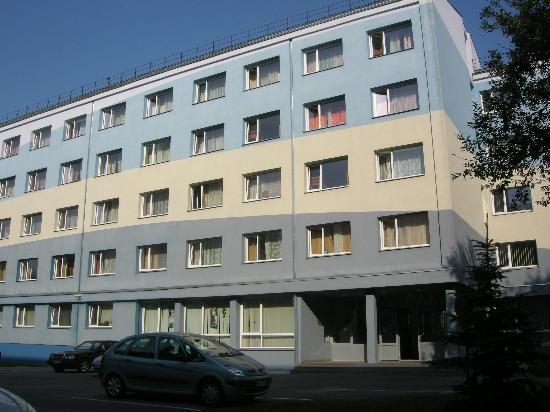 Turiba: the hostel