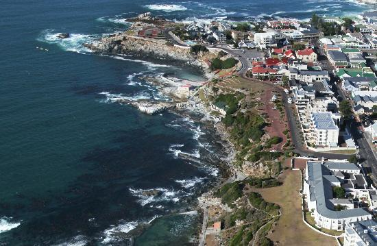 The Marine Hermanus: Aerial View of The Marine