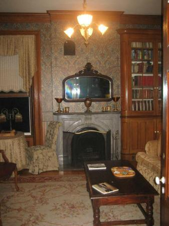 Victorian Mansion: Main level parlor