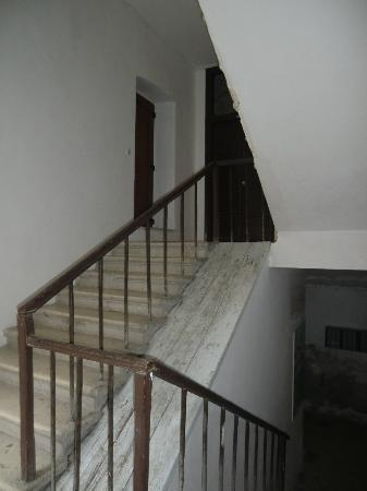 Apartments Djanovic: staircase