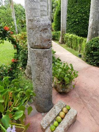 Hacienda Chichen: maya