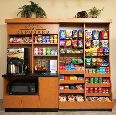 Candlewood Suites at Village West: Candlewood Cupboard