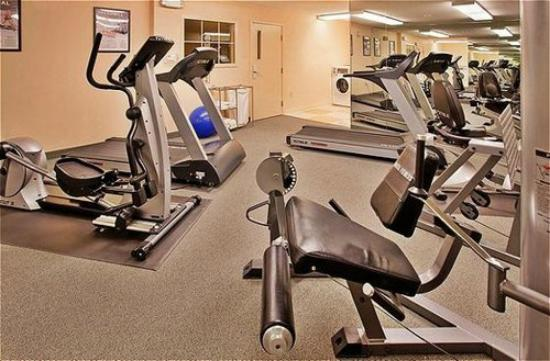 Candlewood Suites Kansas City Speedway: Fittness Center
