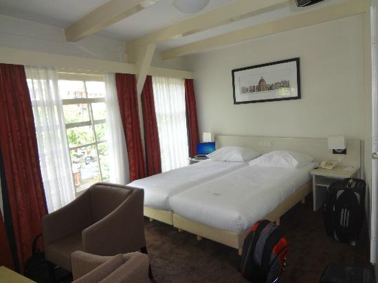 Singel Hotel: Room 33