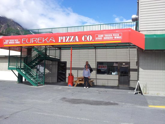 Eureka Pizza Company: what to look for