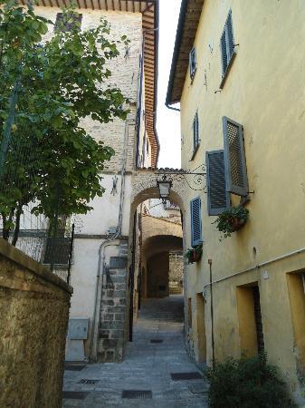 Hotel Fortebraccio: Montone