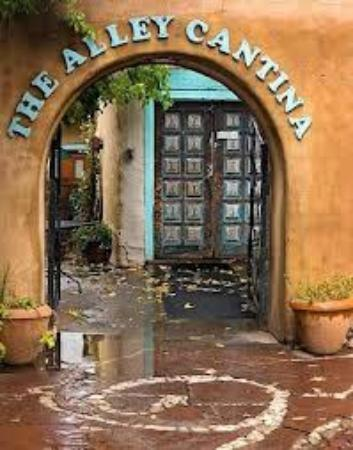 Gateway to the Alley Cantina