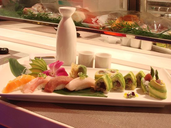 Yume: Special sushi