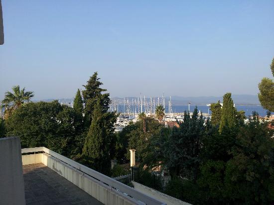 Hotel Brise de Mer: une bien belle vue