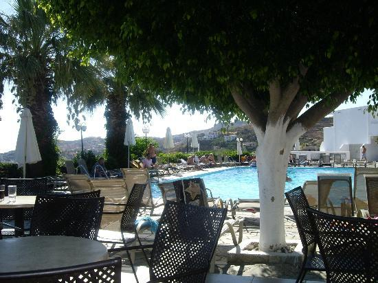 Panorama Village & Hotel: view of pool