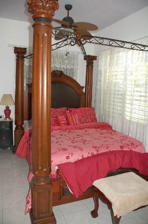 Gecko Bungalow : Schlafzimmer